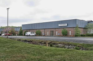 Manufacturing Warehouse Blair Construction